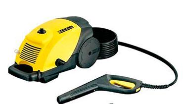 Ремонт моющих аппаратов высокого давления