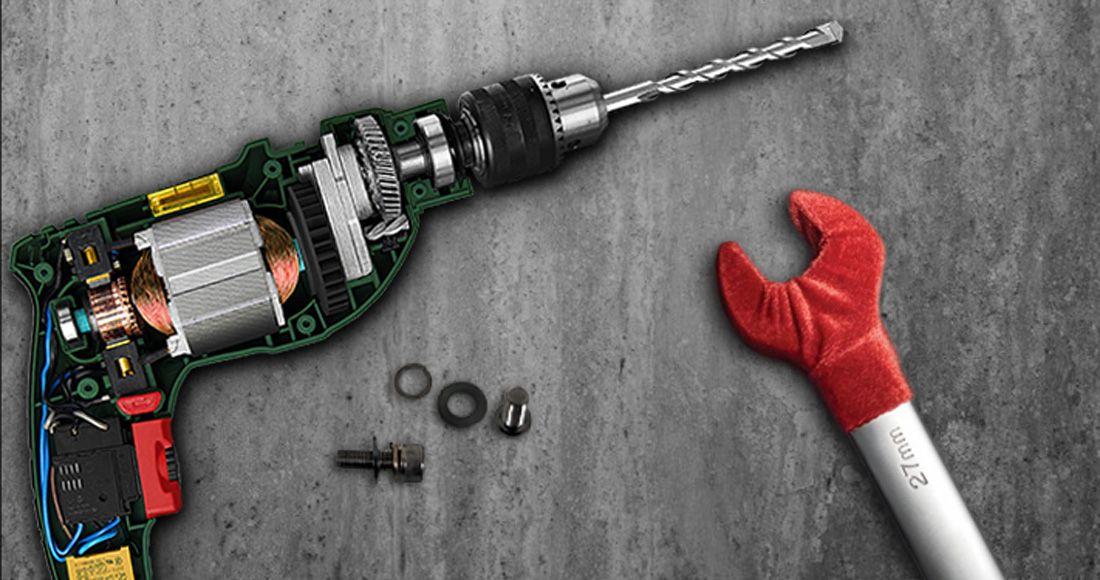 электроинструмент ремонт